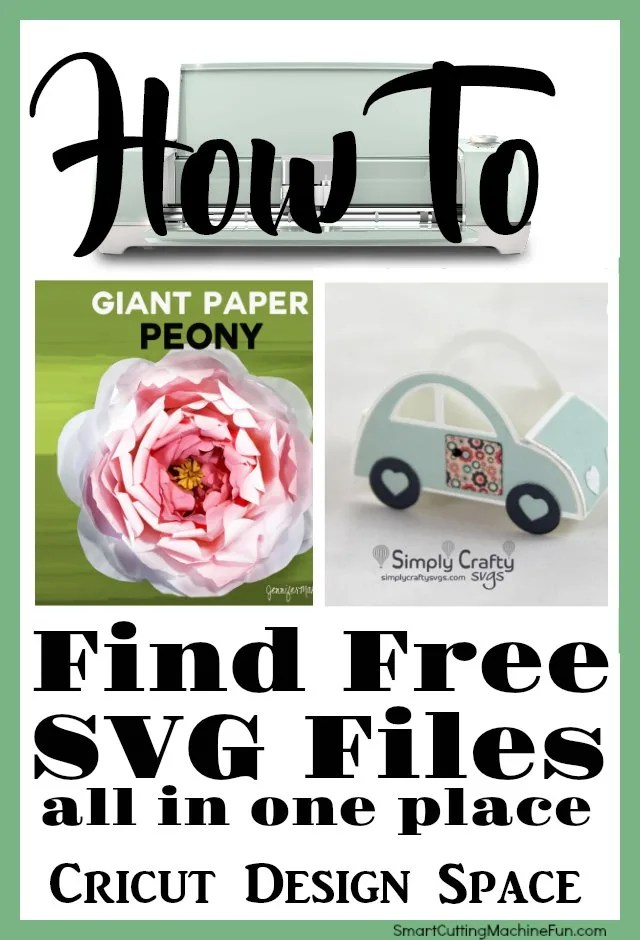 Download FREE SVG Files for Cricut • Smart Cutting Machine FUN!