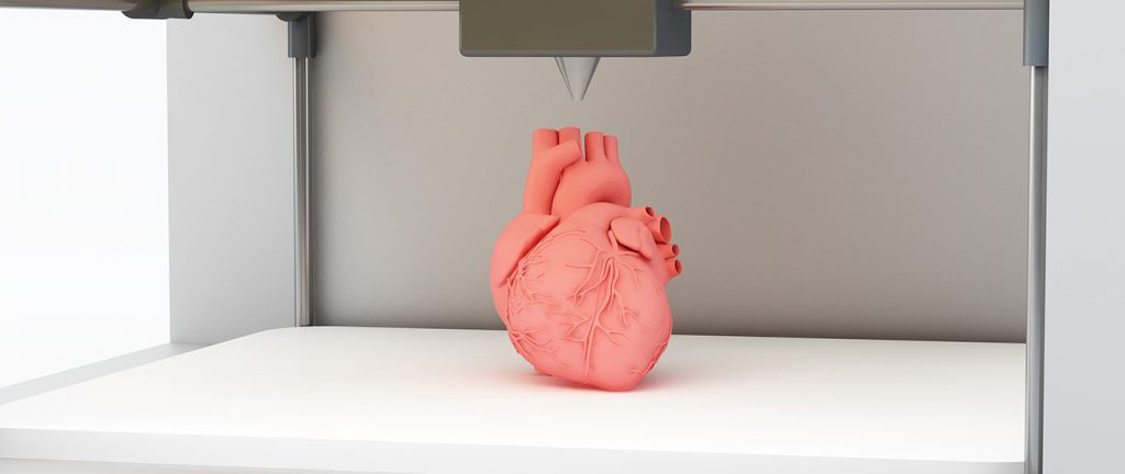 3D Printing - Heart model