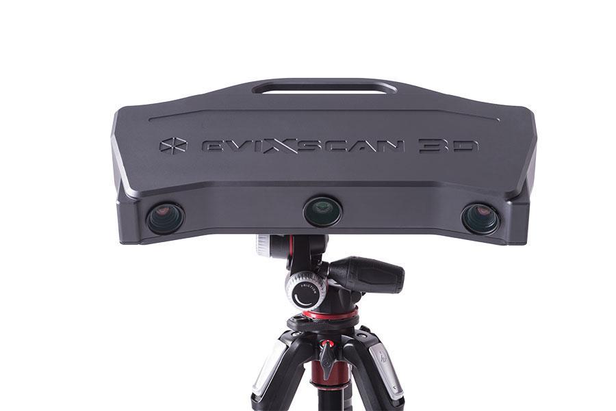 eviXscan 3D Heavy Duty Optima 3D scanner