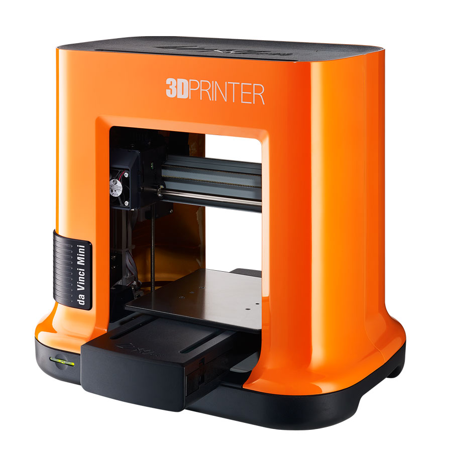 Five 3D Printers under $1600 - XYZprinting da Vinci Mini