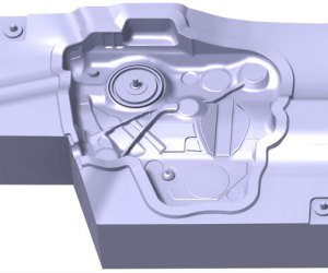 3D Scan & Reverse Engineer Molds