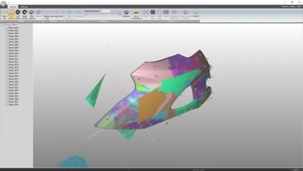 3D Scanning & Reverse Engineering Molds