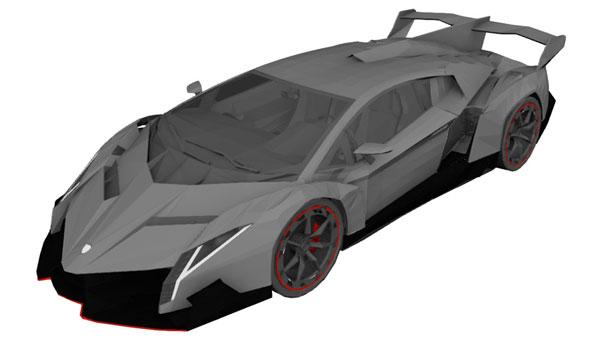 Thiết kế ngược – Thiết kế mẫu xe hơi mới