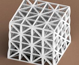 Vật liệu 3D bền nhẹ hơn thép được phát minh bởi nhóm sinh viên
