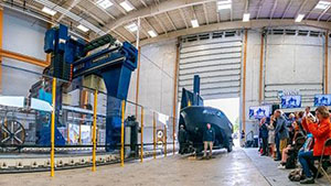 Chế tạo tàu thủy bằng công nghệ in 3D lớn nhất thế giới
