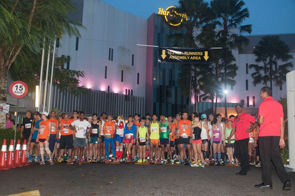 Running Buffs Rock To Run 2015 Hard Rock Hotel Penang