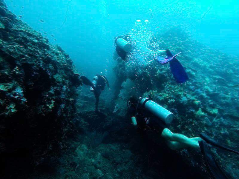 Career Advancement Scuba Diving Instructor In Malaysia