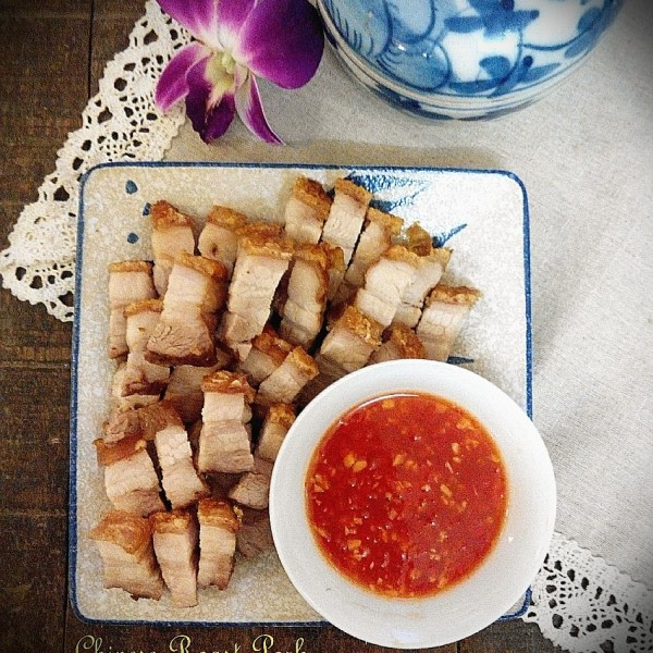 Home Chef BL Khoo Makes Penang Famous Roast Pork