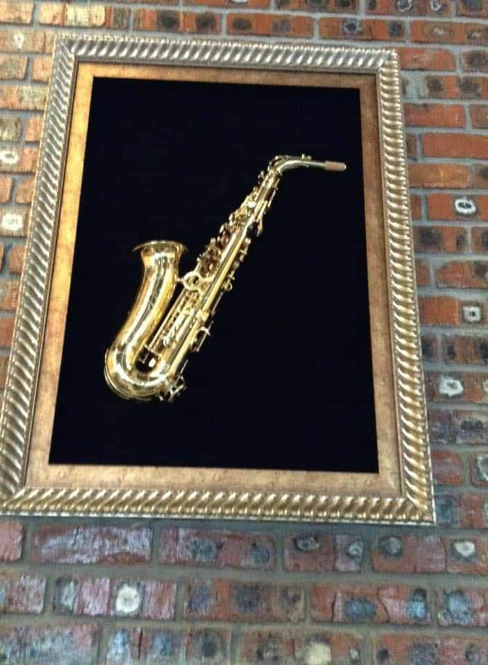 P Ramlee's Lagenda Cafe Malay Cuisine With A Twist Penang_Saxophone