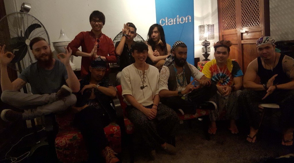 Indie Music Debuts With 3 Artistes Launch Penang_Interview