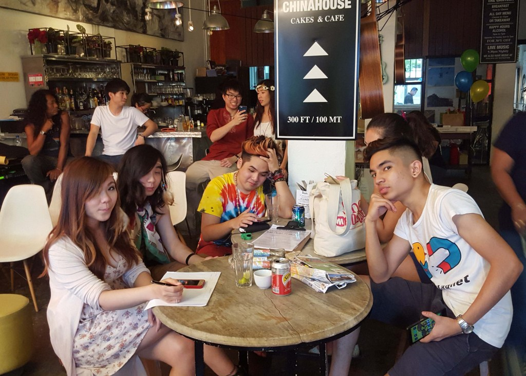 Indie Music Debuts With 3 Artistes Launch Penang_Pre Event