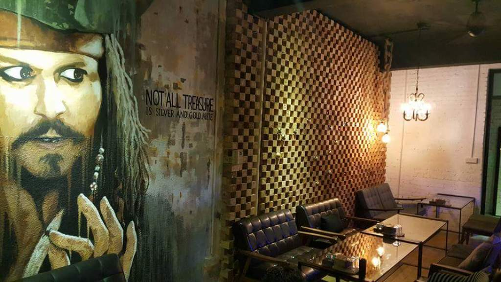 Going Live Now At Kim Haus Loft Campbell Street Penang_Jack Sparrow