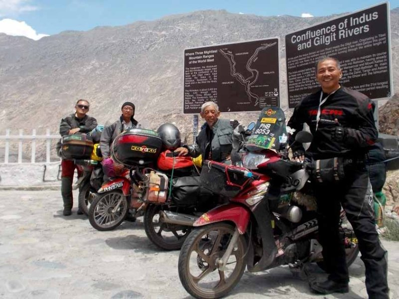 Motorcycle Tour Voyages of A Lifetime for The Iron Horsemen