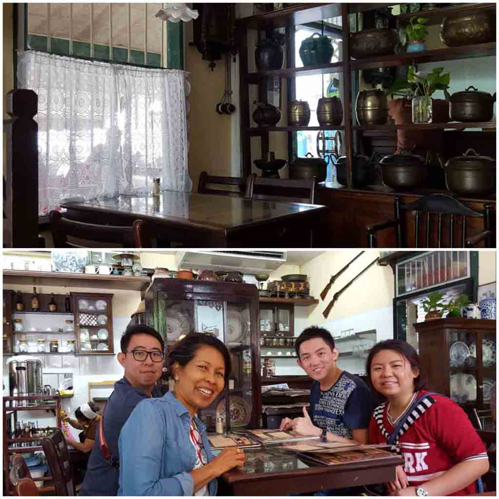 Hao Coffee Has the Best Antiques in Nakhon Si Thammarat