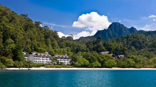 Luxurious Resort In The Rainforest The Andaman Langkawi