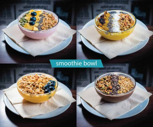 Power Up With A Healthy Smoothie Bowl For A Clean Breakfast
