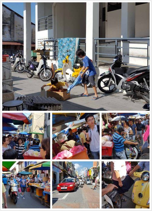Chowrasta Market Penang - Experience Local Lifestyle