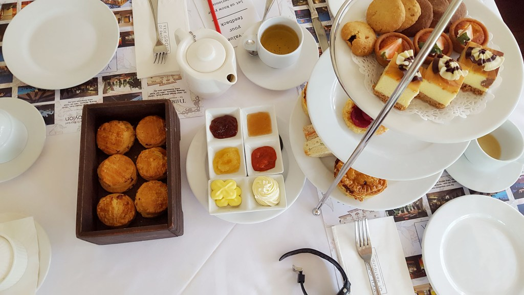 Afternoon High Tea Indulgence Suffolk House Penang