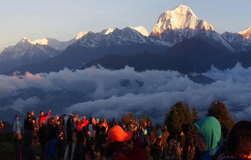 10 Reasons to Trek Annapurna and Everest Region Nepal_Ghorepani Poon Hill