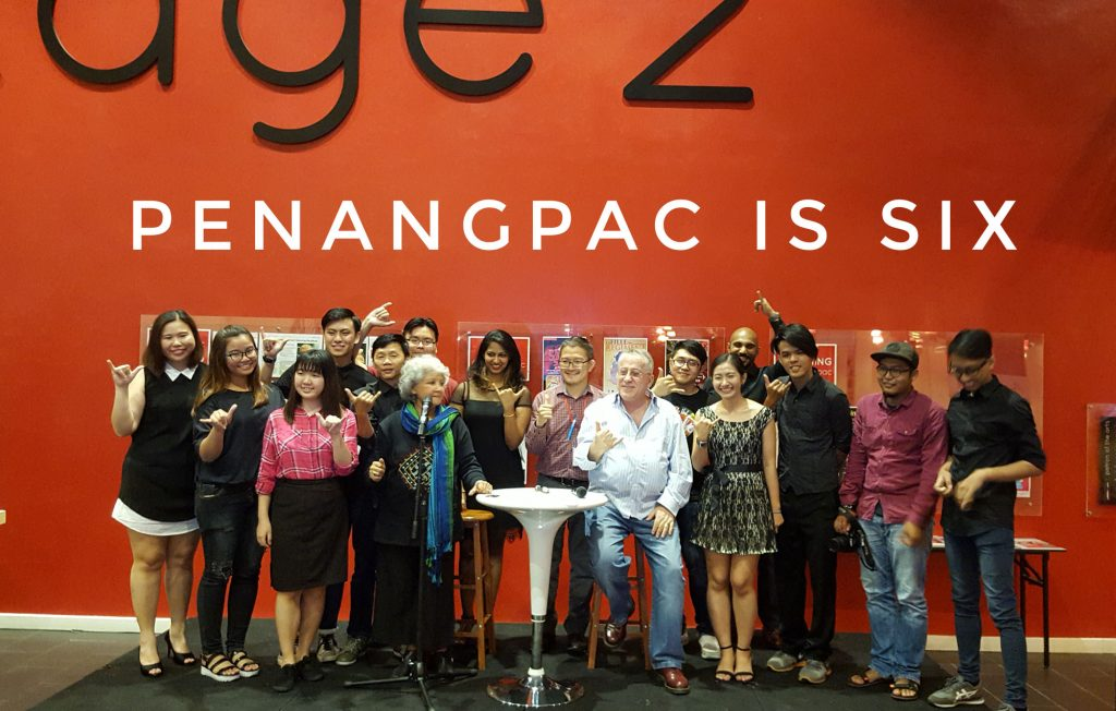 penangpac 6th anniversary celebration, Penang