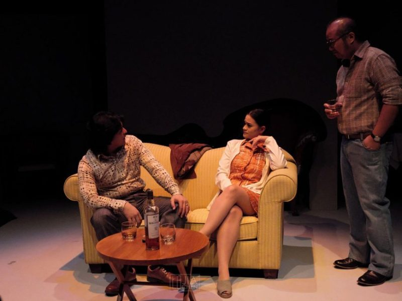 Harold Pinter's Betrayal A Painful Love Triangle penangpac