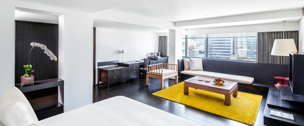 COMO Metropolitan Bangkok Luxurious Best for Shopping Stay