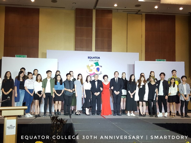 EQUATOR College 30th ANNIVERSARY | GEORGE TOWN