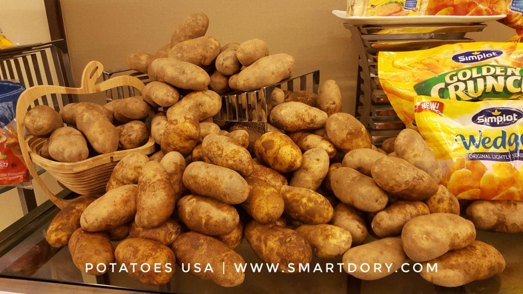 The Humble Potato Kerabu Salad | Potatoes USA