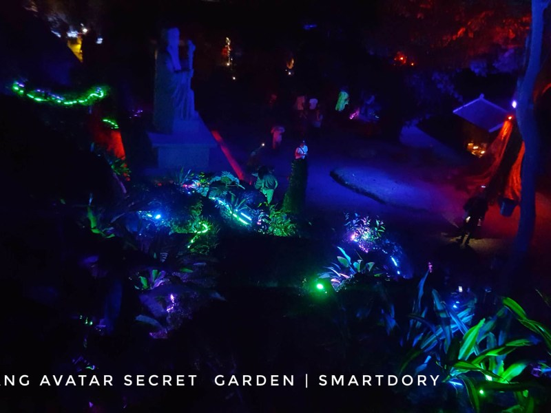 Penang Avatar Secret LED Tulip Garden Lights