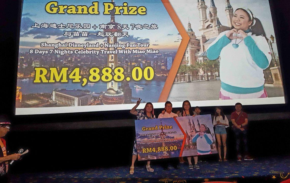 Unstoppable Travel ZeroGO | V10GO Travel Launch, Penang