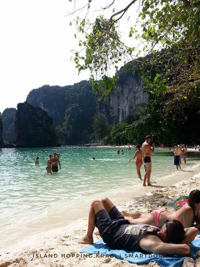 Top 4 Island Hopping by Long Tail Boat From Krabi