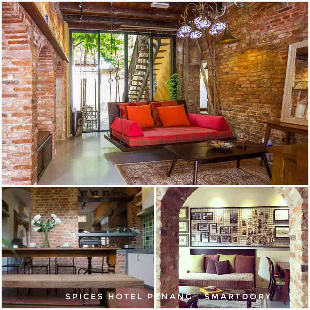 The Intoxicating Charms of Spices Hotel Lumut Lane - Penang