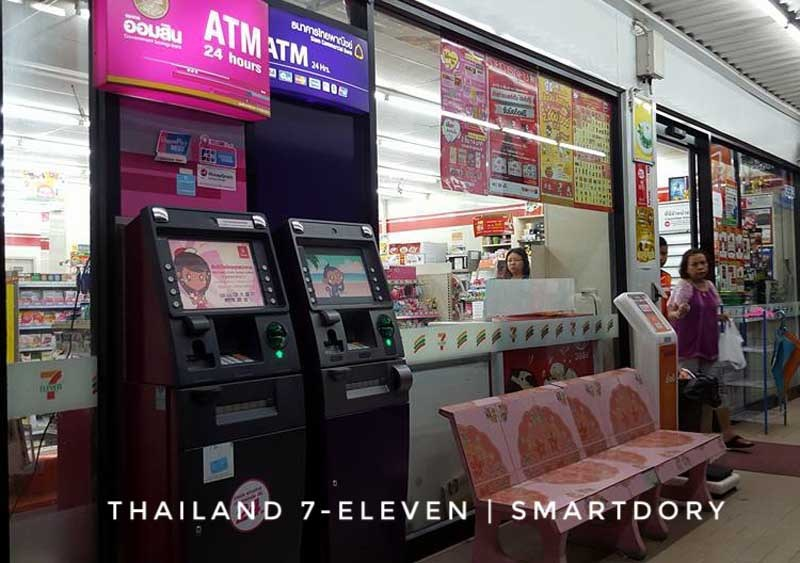 Top 8 Things To Buy 7-Eleven Convenience Store Thailand