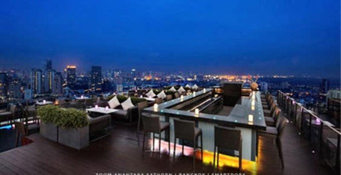 Best Chill Out Night At Zoom Anantara Sathorn Hotel, Bangkok