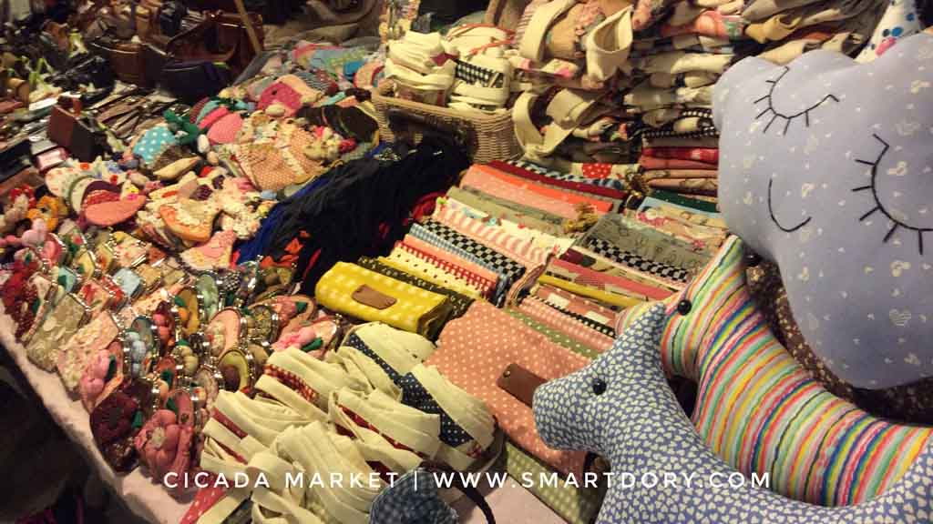 Cicada Market Hua Hin Performing Arts Artist Crafts Scene_Stuffed Toys