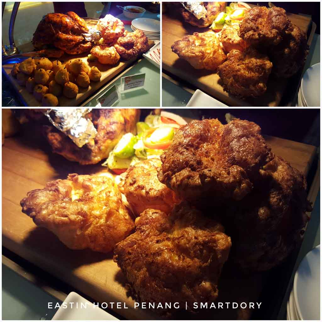 Christmas Eve & Christmas Day Buffet Dinner At Eastin Hotel_Yorkshire Pudding