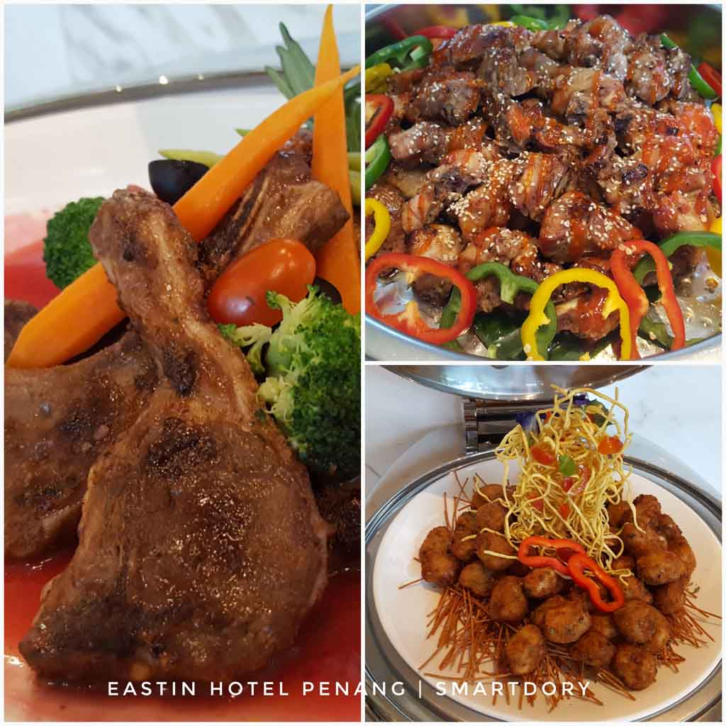 Christmas Eve & Christmas Day Buffet Dinner At Eastin Hotel_Meats