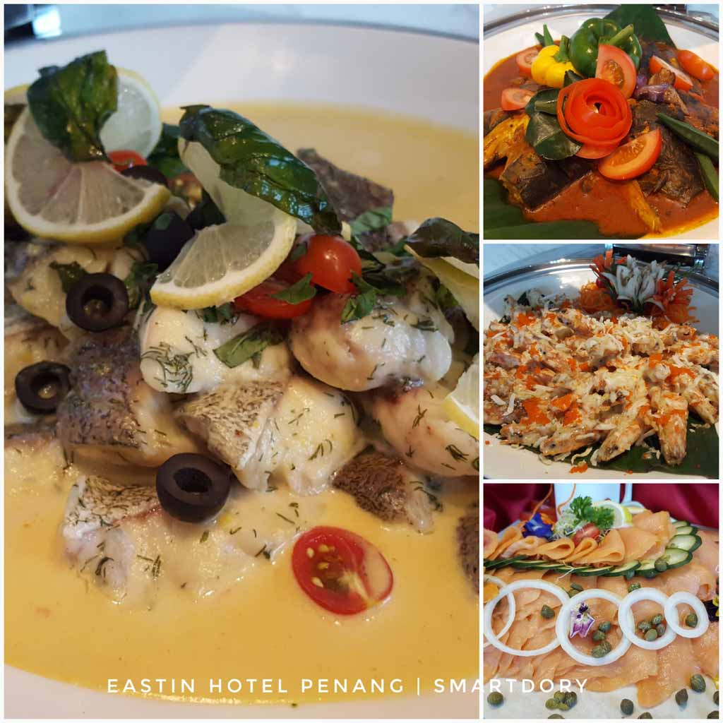 Christmas Eve & Christmas Day Buffet Dinner At Eastin Hotel_Fish