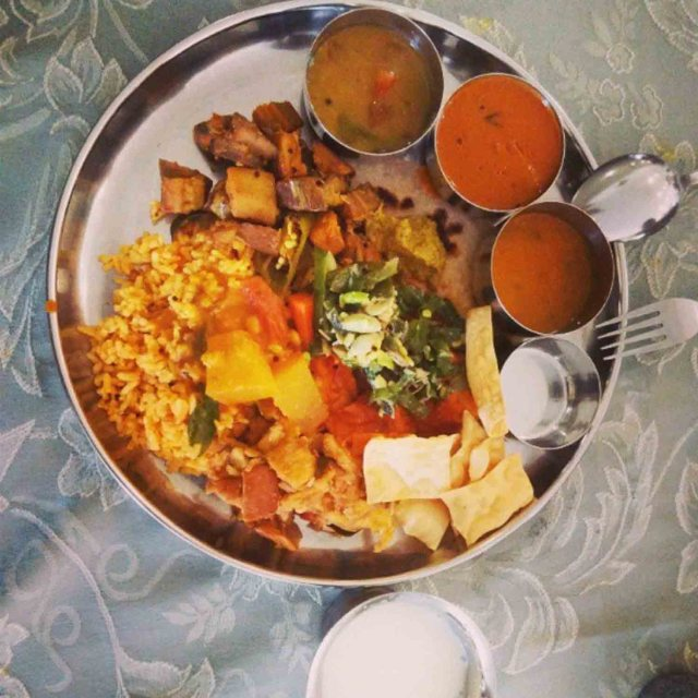 8 Best Indian Restaurant Meals for Penang Holiday Makers_Annalakshmi Temple of Fine Arts