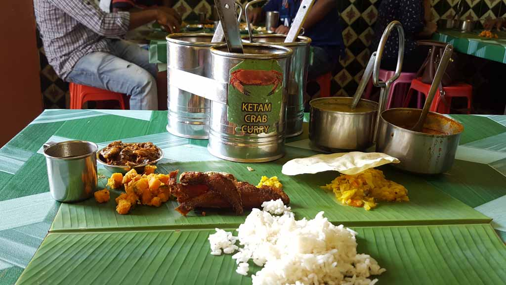 8 Best Indian Restaurant Meals for Penang Holiday Makers_Muthu Restaurant Chettinad Mess