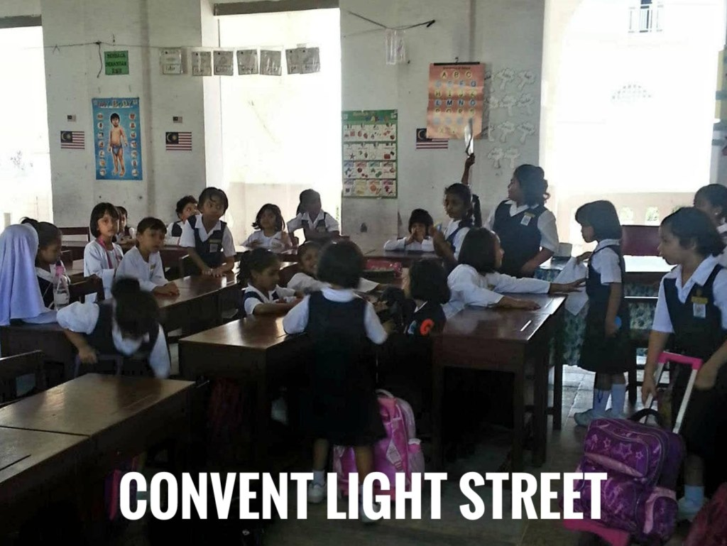 Convent Light Street Penang Oldest Girls School in Southeast Asia