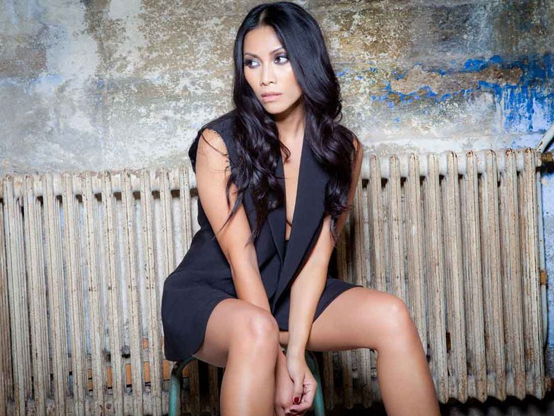 Anggun Latest Global Judge @Picture This Festival for the Planet