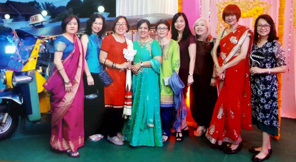 CLS Girls Celebrate Friendship Forged Over the Years_Datin Karthiyani R. Pillai's 55th Bollywood Birthday Bash