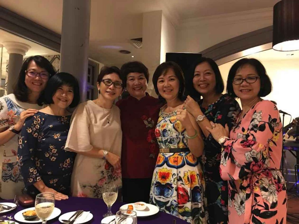 CLS Girls Celebrate Friendship Forged Over the Years_Arts and Science Commerce 1980