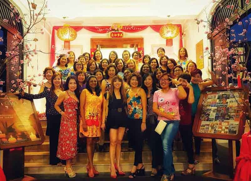 CLS Girls Celebrate Friendship Forged Over the Years