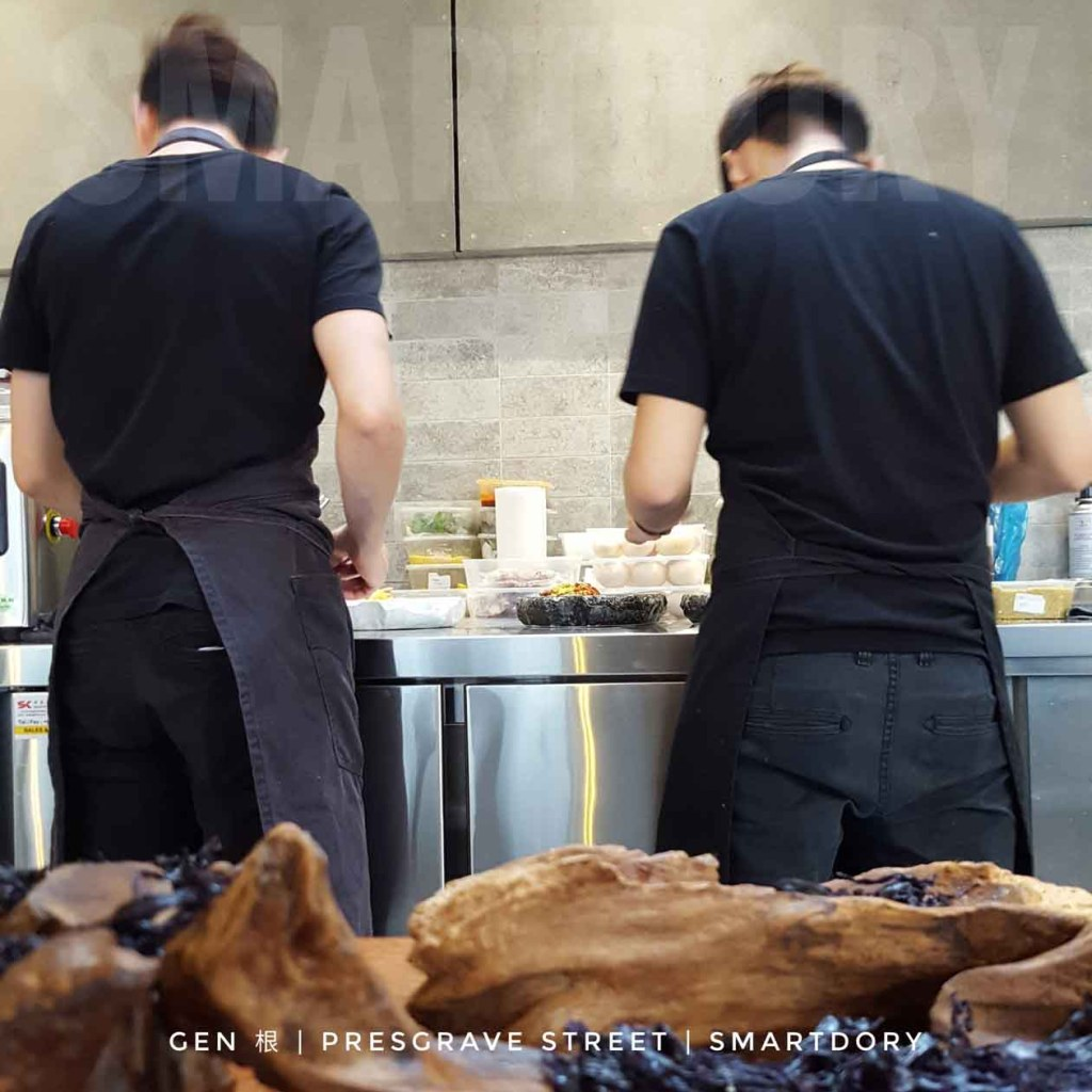 Gēn's 根 Chefs