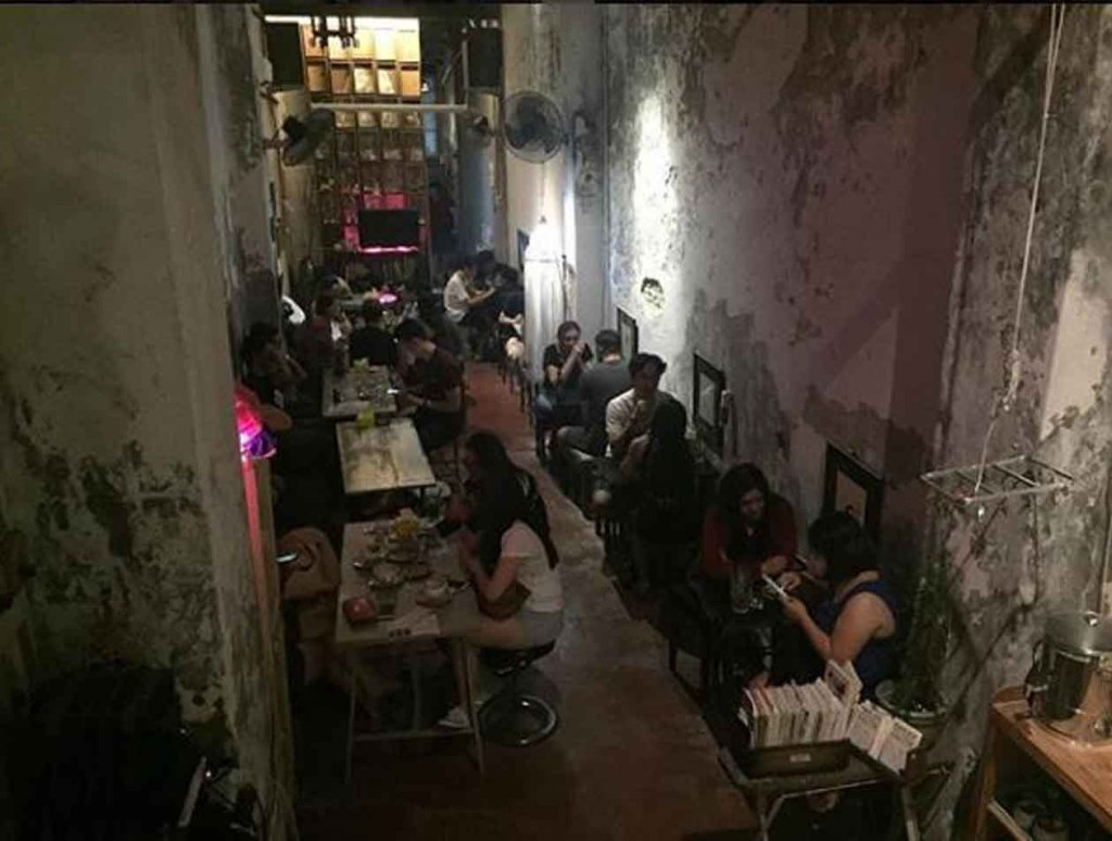 Beautiful Instagramable Cafes you should totally visit in Penang_Narrow Marrow