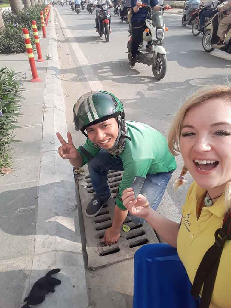 Use GrabBike to Get Around Vietnam's Cities Cheaply