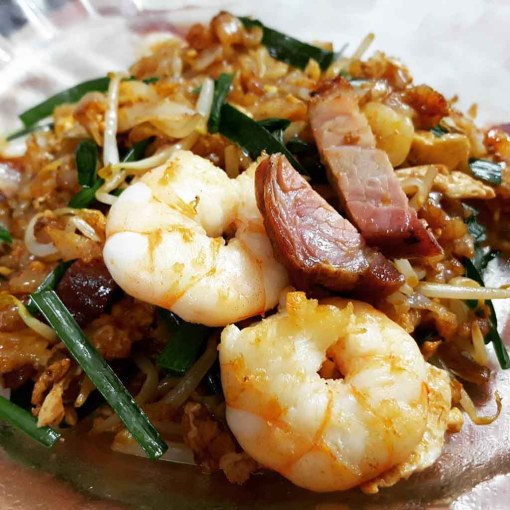 Penang Char Kway Teow Day & Night Stalls