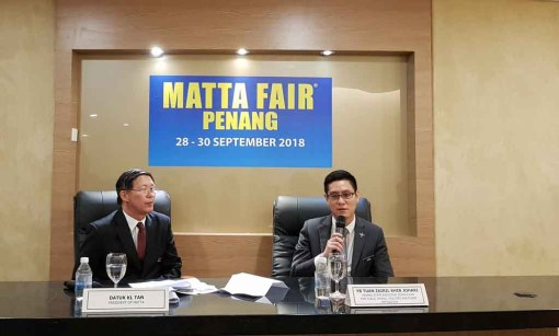 MATTA Fair Penang 2018 Biggest Travel Fair in Malaysia